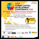 Asia Human Capital Development Conference 2020 Silver Sponsor