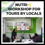 Nutri-X Workshop for Tours By Locals