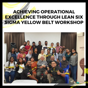 Achieving Operational Excellence Through Lean Six Sigma Workshop